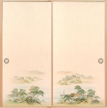 (特)白木みやこ2枚(引手NO1)